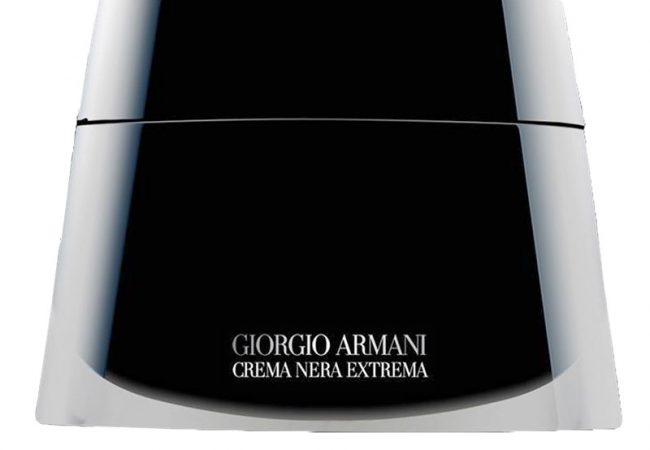 Giorgio Armani: Kolekcia Crema Nera