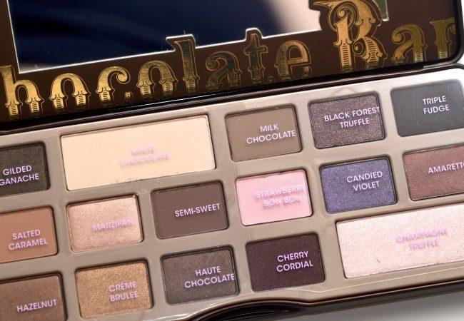 Too Faced Chocolate Bar – Čokoládová paleta očných tieňov